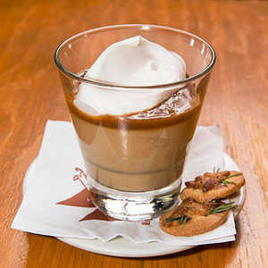 Butterscotch Budino with Caramel Sauce and Sea SaltRecipe