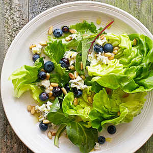 Blueberry Gorgonzola SaladRecipe