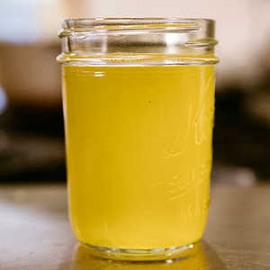 Ghee (Indian-Style Clarified Butter) Recipe