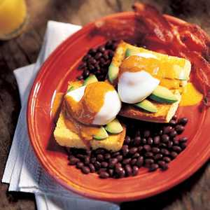Southwest Eggs BenedictRecipe