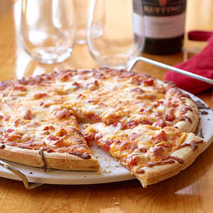 Ultimate Cheese Pizza Recipe