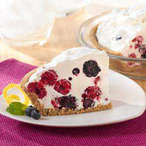 Eagle Brand Berry Berry Cool Pie Recipe