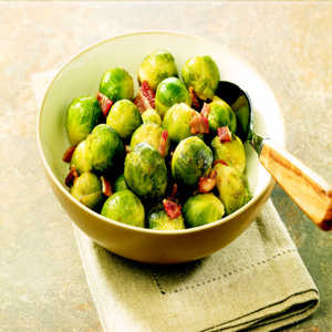 Birds Eye® Brussels Sprouts with BaconRecipe