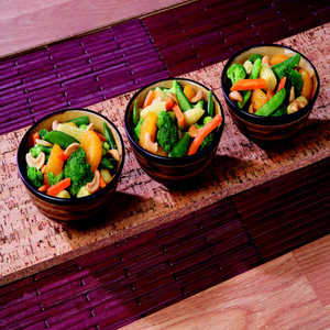 Birds Eye® Orange Cashew VegetablesRecipe