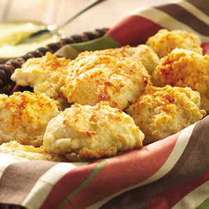 Quick n' Savory Dinner BiscuitsRecipe