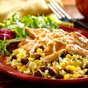 Cheesy Chicken MontereyRecipe