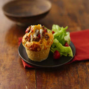 Sloppy Joe Biscuit CupsRecipe