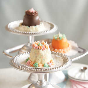 Festive Mini Ice Cream CakesRecipe