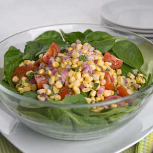 Wish Bone Summer Spinach Salad RecipesRecipe