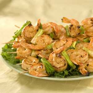 Wish Bone Far East Shrimp Kabobs RecipesRecipe