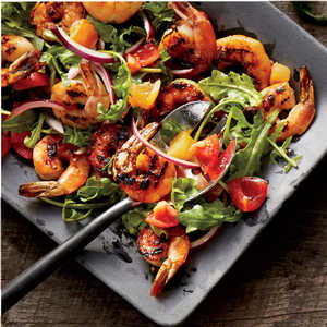Italian Country-Style Grilled ShrimpRecipe