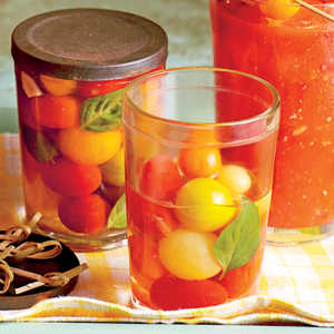 Mouthwatering Marinated TomatoesRecipe