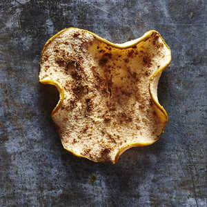 Chinese Five Spiced Apple Chips Recipe