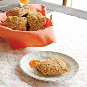 Orange, Honey, and Thyme BiscuitsRecipe