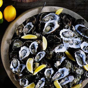 Oysters with Verjus MignonetteRecipe