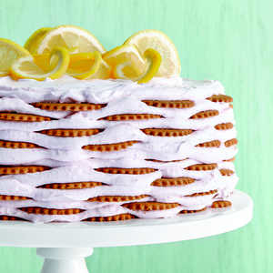 Pink Lemonade Icebox Cake Recipe