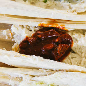 Pork and Red Chile Tamale Filling Recipe