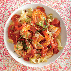 Shrimp Arrabbiata Recipe