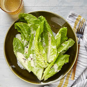 Simple Caesar Dressing Recipe