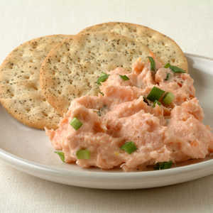 Smoked Salmon-Cardamom Spread Recipe