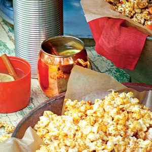 Smoky Barbecue PopcornRecipe