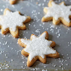 Iced Browned Butter Sugar CookiesRecipe