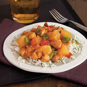 Sweet and Sour ChickenRecipe