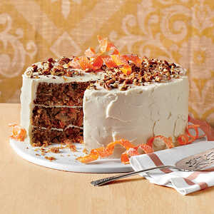 The Ultimate Carrot CakeRecipe
