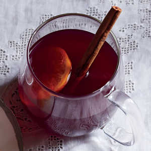 Warm Spiced (and Spiked) CabernetRecipe
