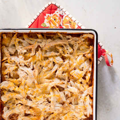 Chicken Tamale Casserole