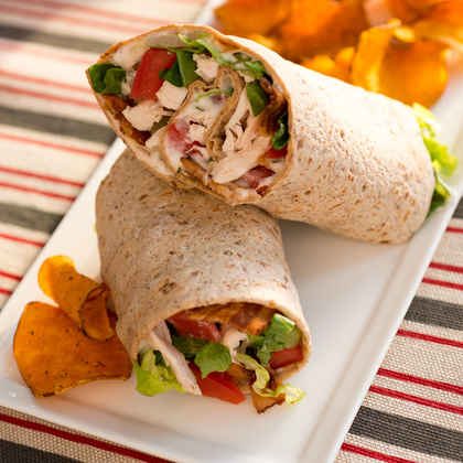 Chicken and Bacon Roll-Ups