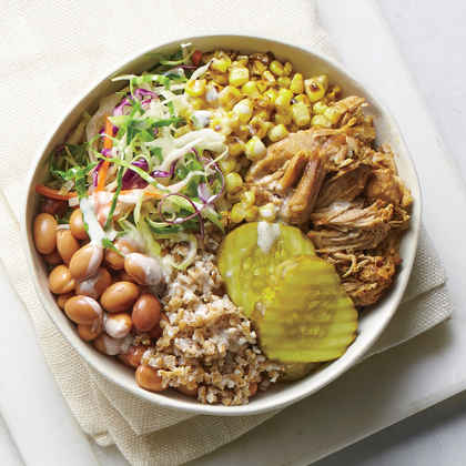 Southern Barbecue Bowl