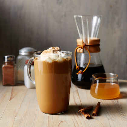Copycat Gingerbread Latte