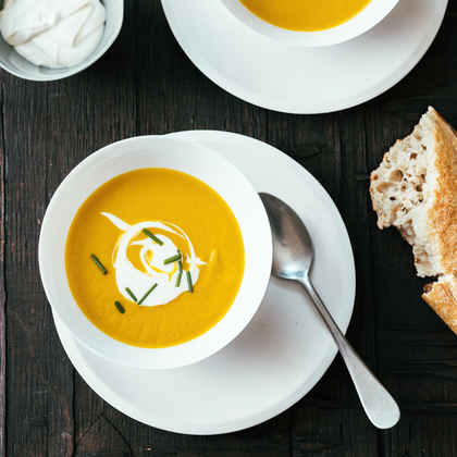 Carrot Soup with Anise