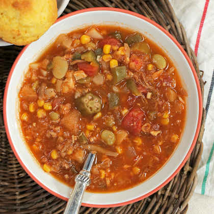 Easy Brunswick Stew