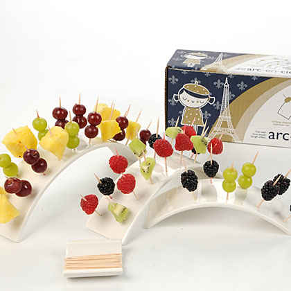 Appetizer Arch