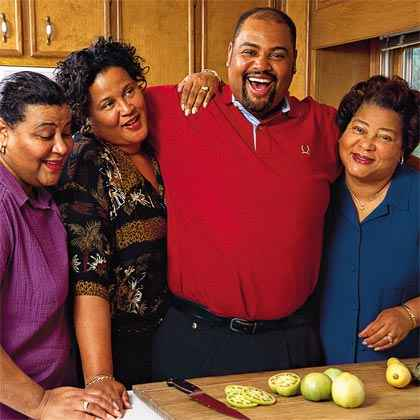 Family Reunion Favorites from Curtis Aikens
