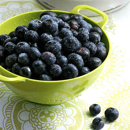Bananas for Blueberries