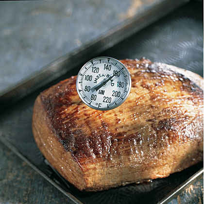 Not Using A Meat Thermometer