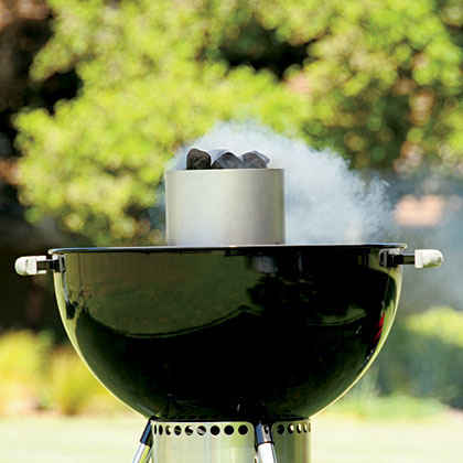 Is it better to use a gas grill or charcoal?