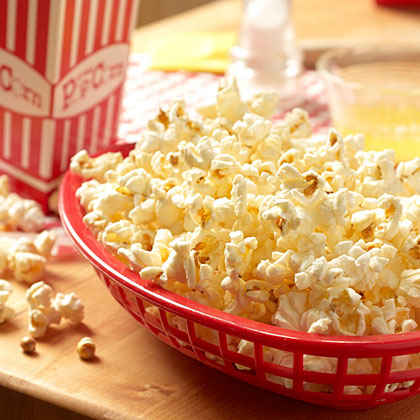 Party With Popcorn!