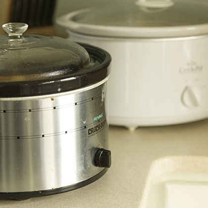 A Slow Cooker Thanksgiving