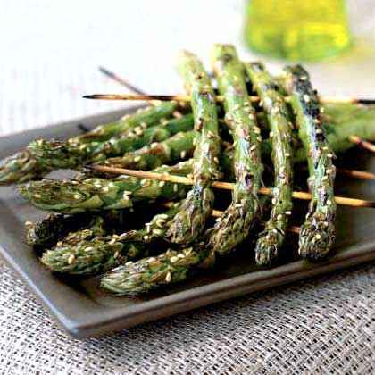 Hearty Grilled Veggies