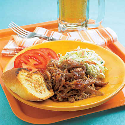 Pulled Pork with Coleslaw