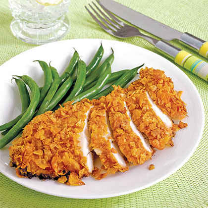 Cornflake-Crusted Chicken ($1.43)