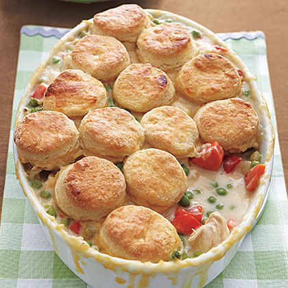 Chicken Pot Pie  ($1.38)