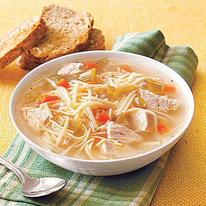 Chicken Noodle Soup ($0.73)