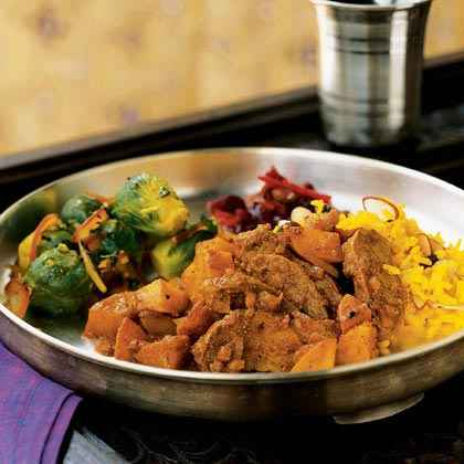 Goan Duck Vindaloo in Hot-and-Sour Cayenne Sauce