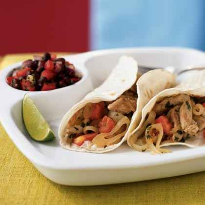 Mexican Pork Taco Night