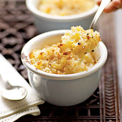 Calcium: Three-Cheese Macaroni and Cheese
